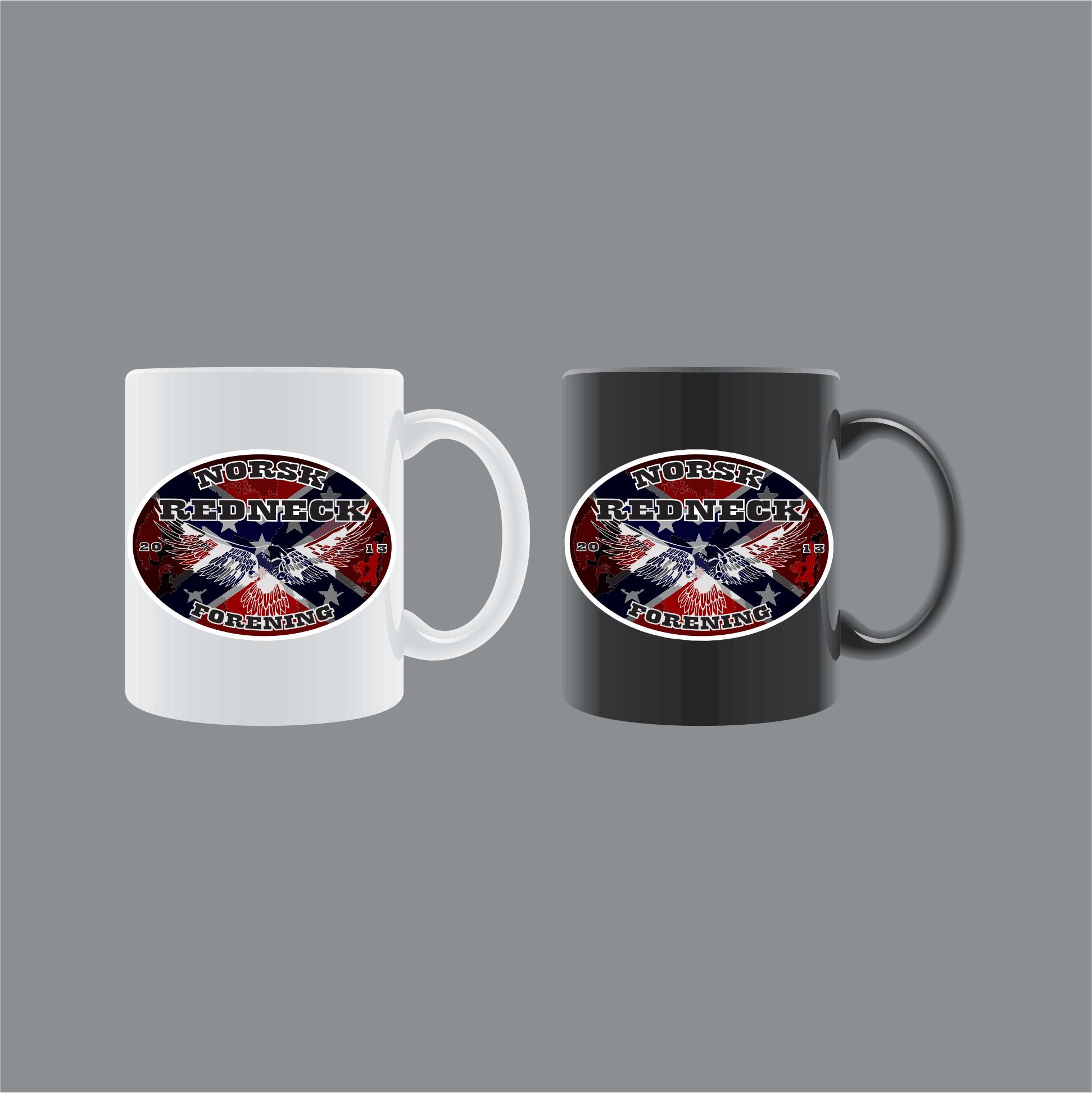 redneck kaffe krus