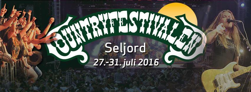 Bli med oss på Countryfestivalen på Seljord!