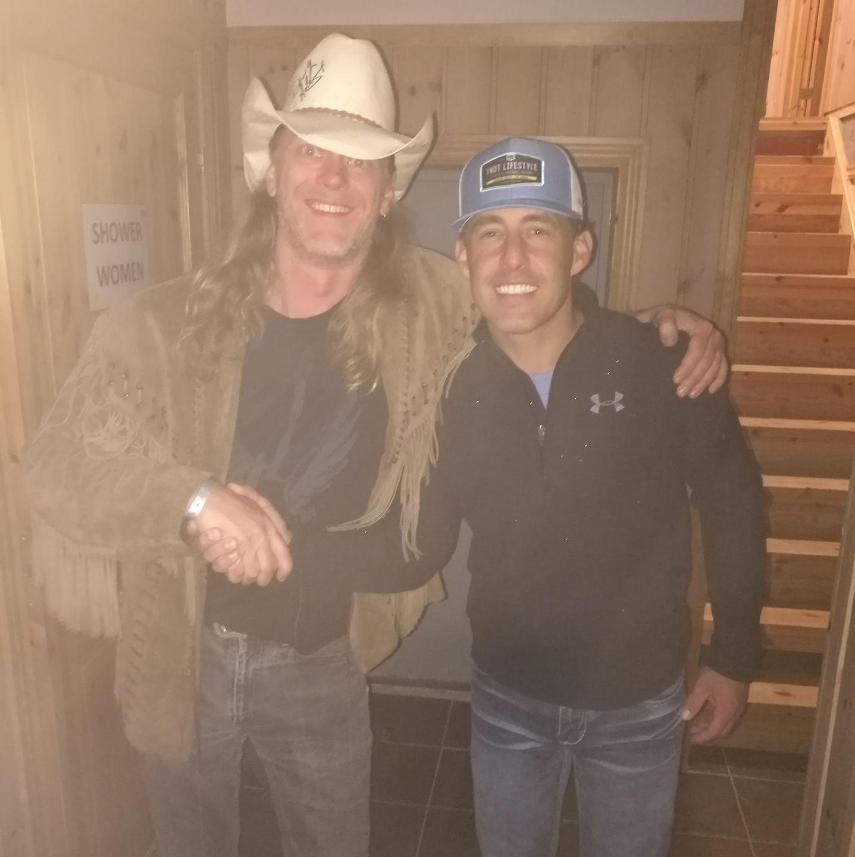 Aaron Watson og Cowboy